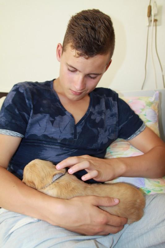 Luca & Boaz !